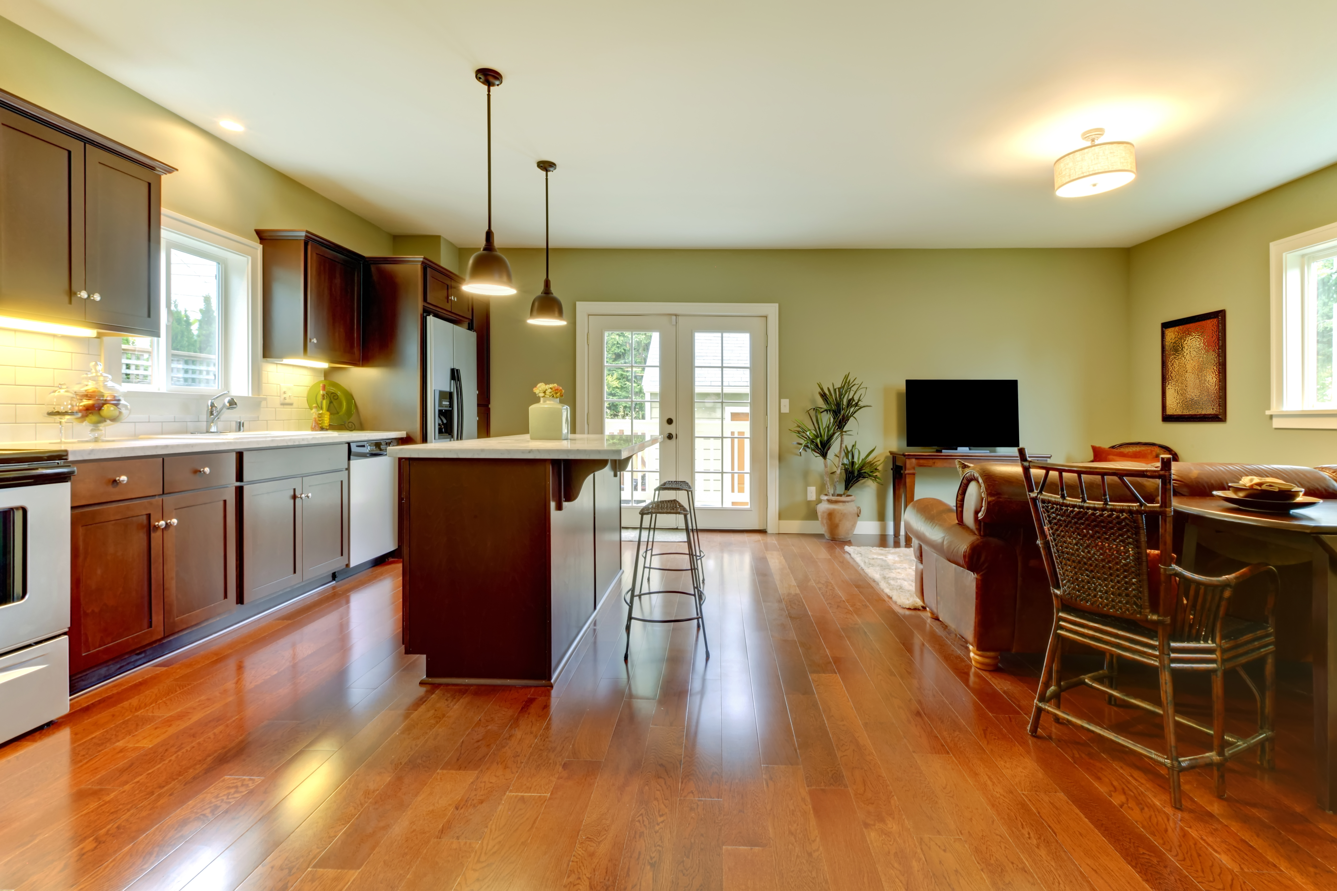 cherry hardwood flooring Flagstaff