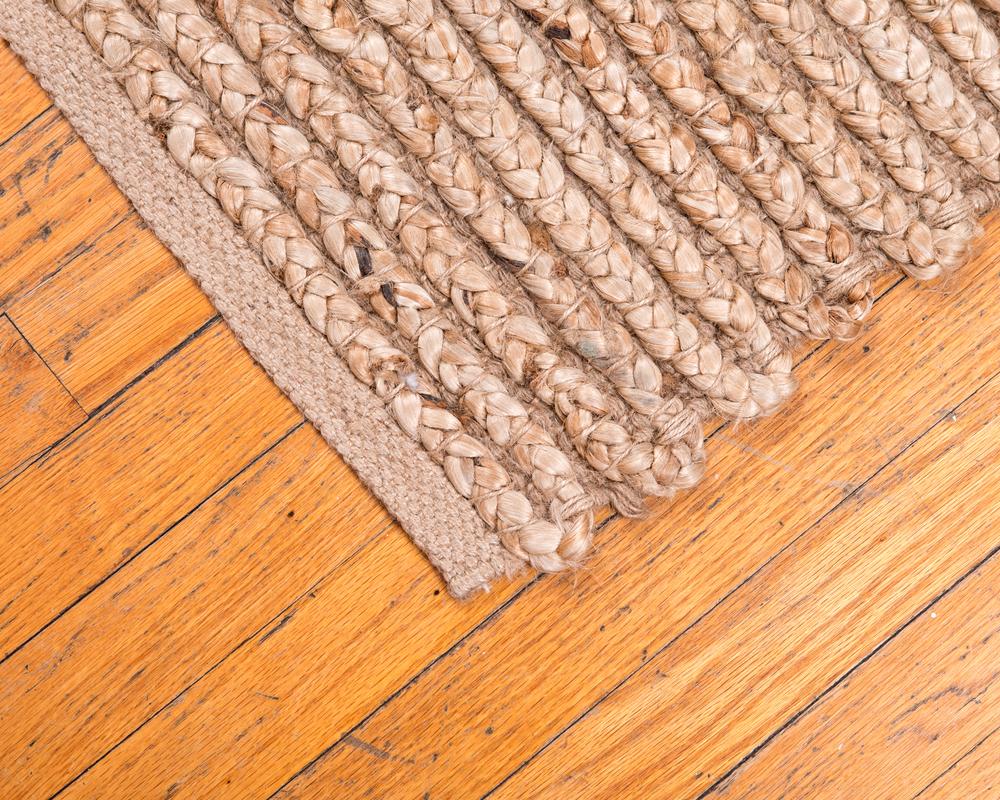 environment sustainable jute rug carpet floor Flagstaff