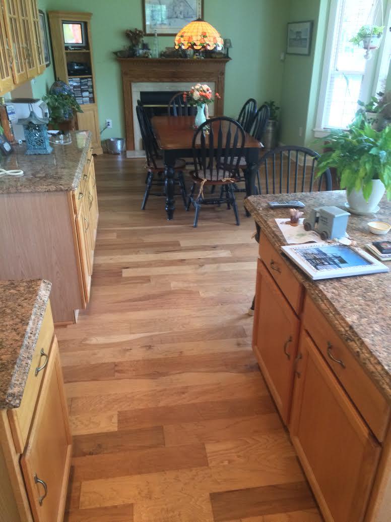 freehold hand scraped hardwood floors