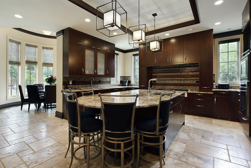 stone tile flooring in Monmouth County
