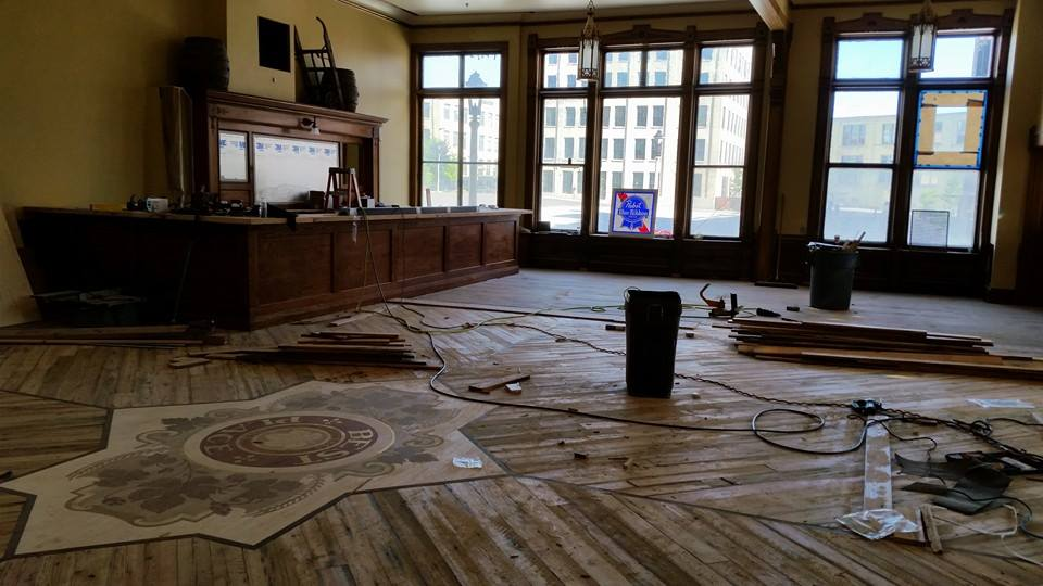 Historic Pabst Brewery and Best Place Renovation Job Floor Coverings International Brookfield
