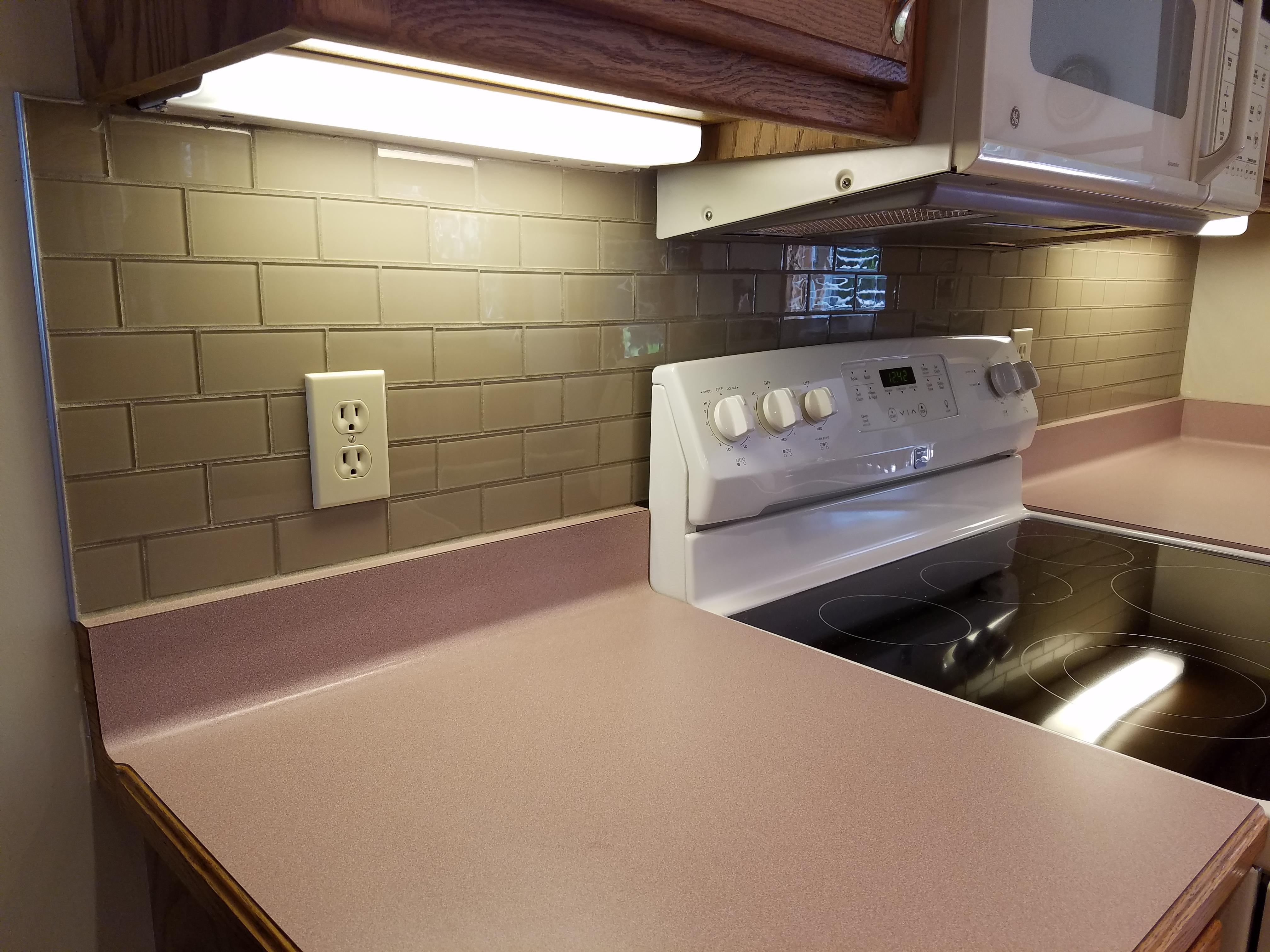 kitchen tile backsplash in Menomonee Falls, WI