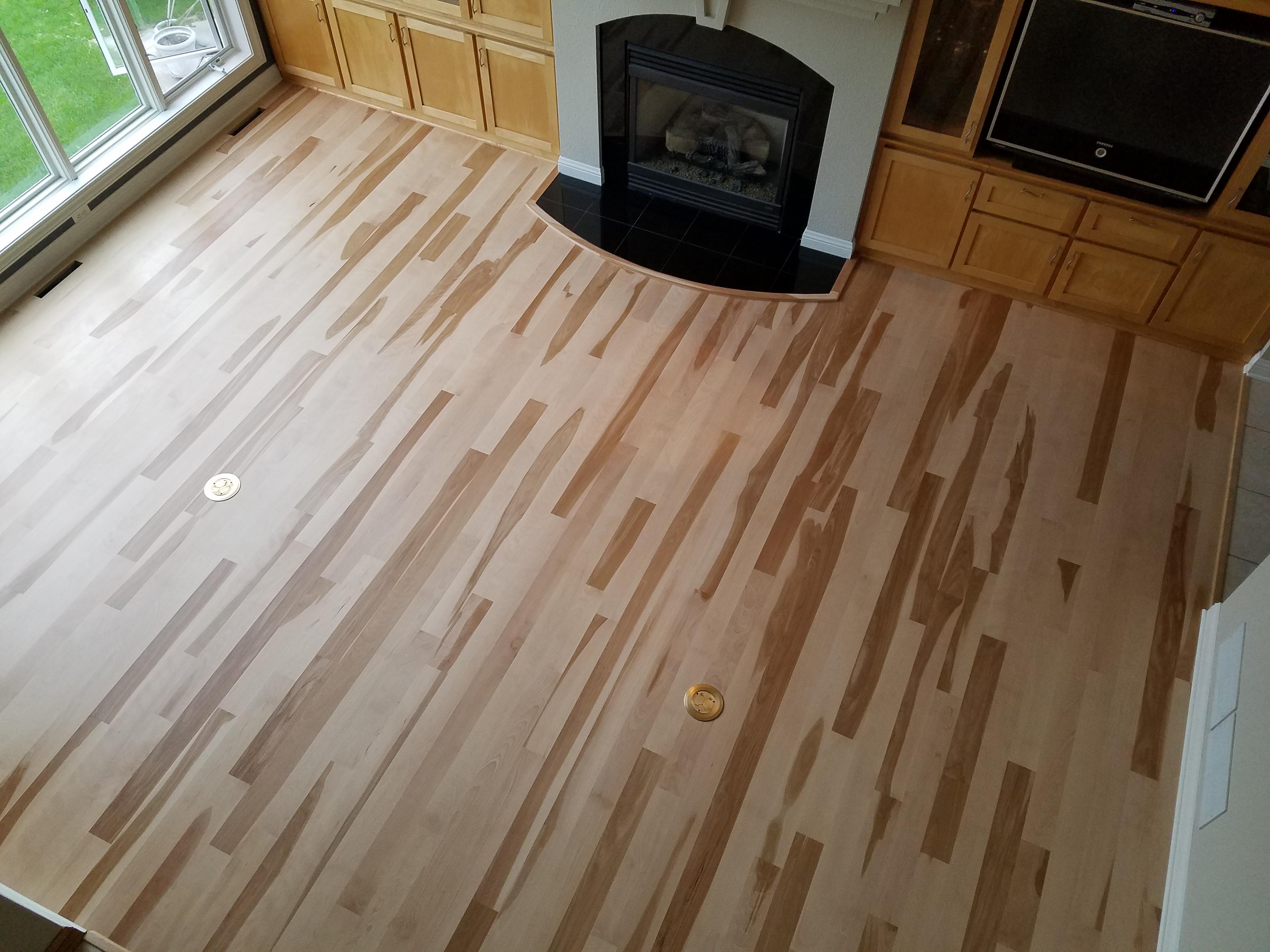 Menomonee Falls hardwood flooring