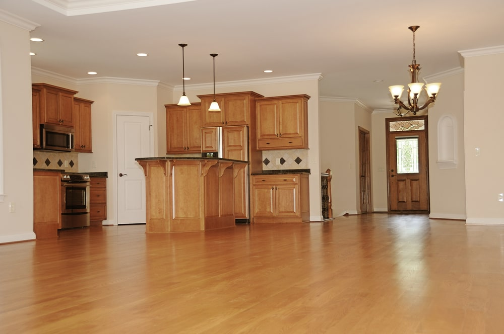 Maple hardwood floors Waukesha