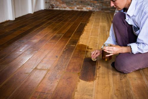 Refinishing Hardwood | Floor Coverings International Waukesha