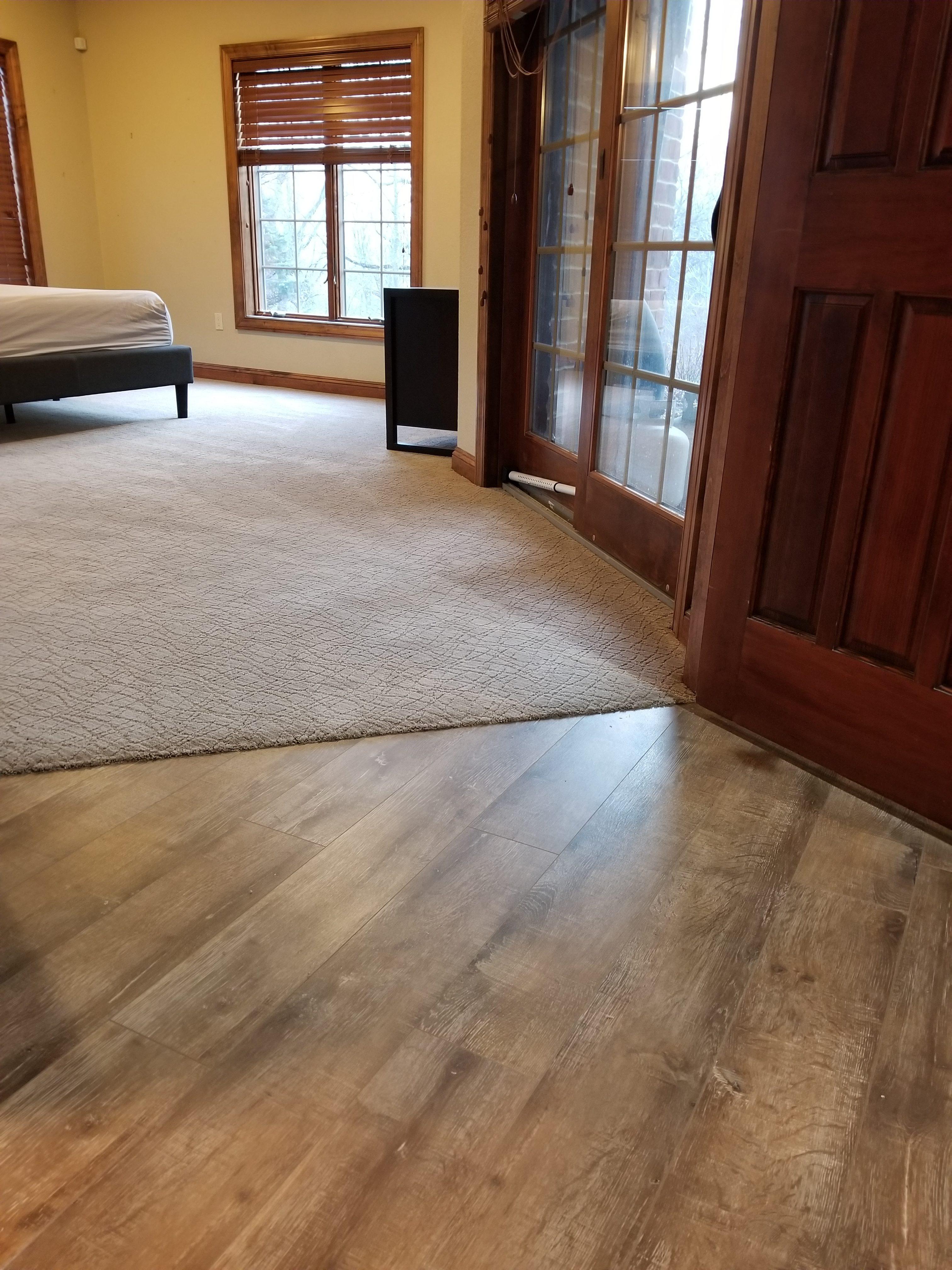 luxury vinyl plank Hartland