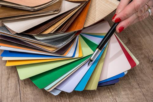 Vinyl Samples - Floor Coverings Internationl