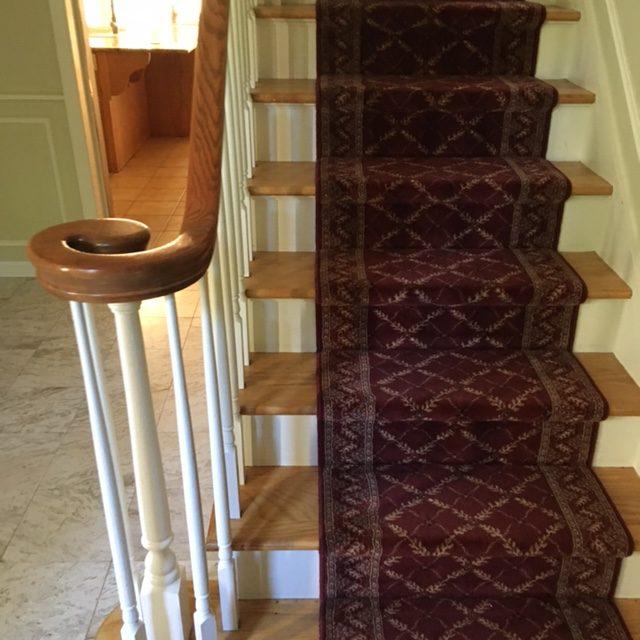 Stair Flooring in Hillsborough