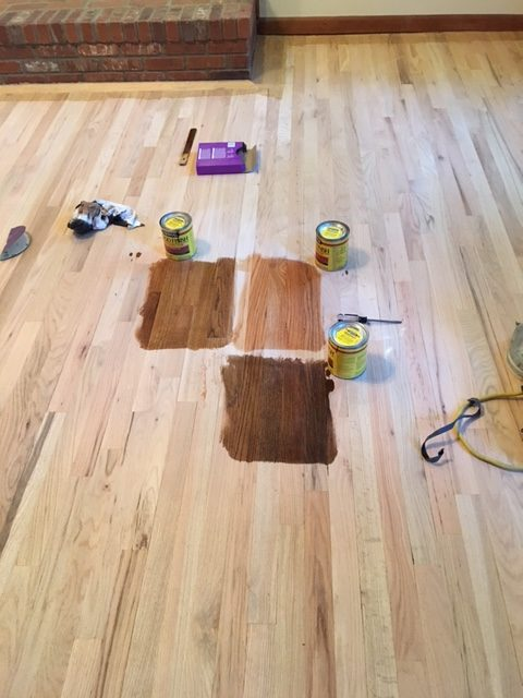 Wood Stains in Hillsborough NJ