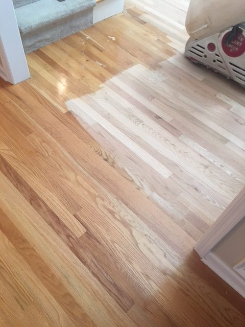 New Hardwood Flooring in Hillsborough