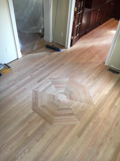 Hardwood Floor Restoration Hillsborough