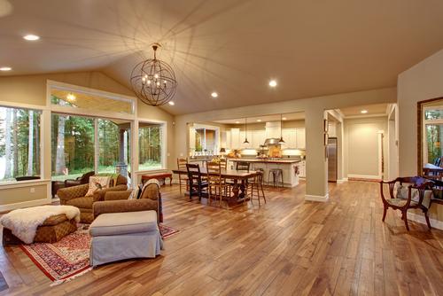 multi-width hardwood Flemington