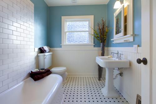 bathroom tile Hillsborough
