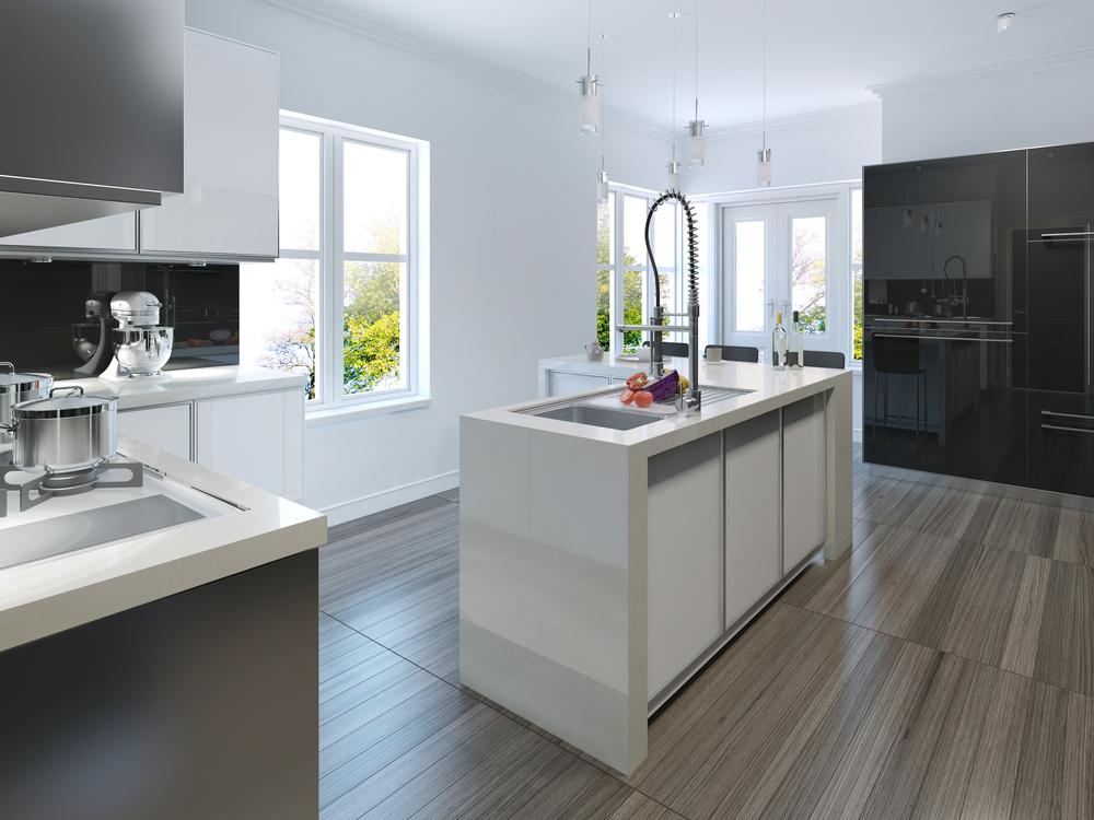 Orange County Kitchen Flooring