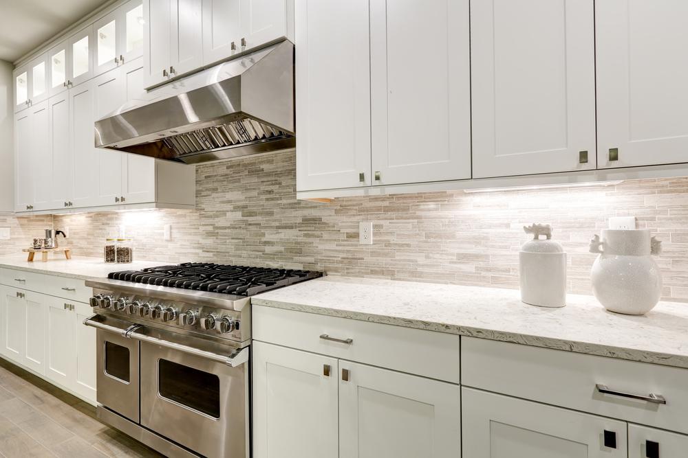 modern kitchen backsplash in Goshen