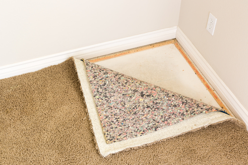 carpet padding - floor coverings international orange county