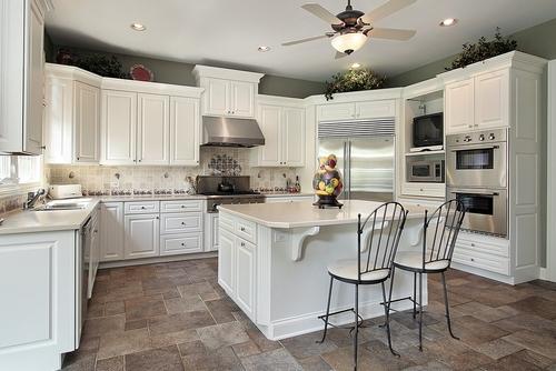Tile Kitchen Floors - FCI Orange County