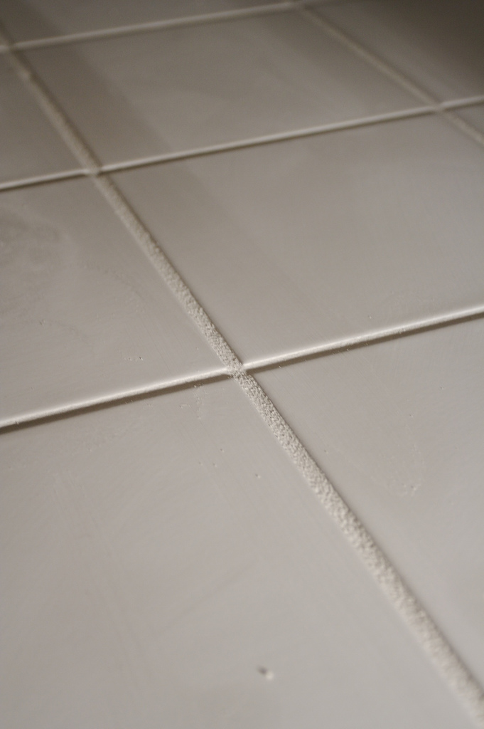 concord re-grout tiles