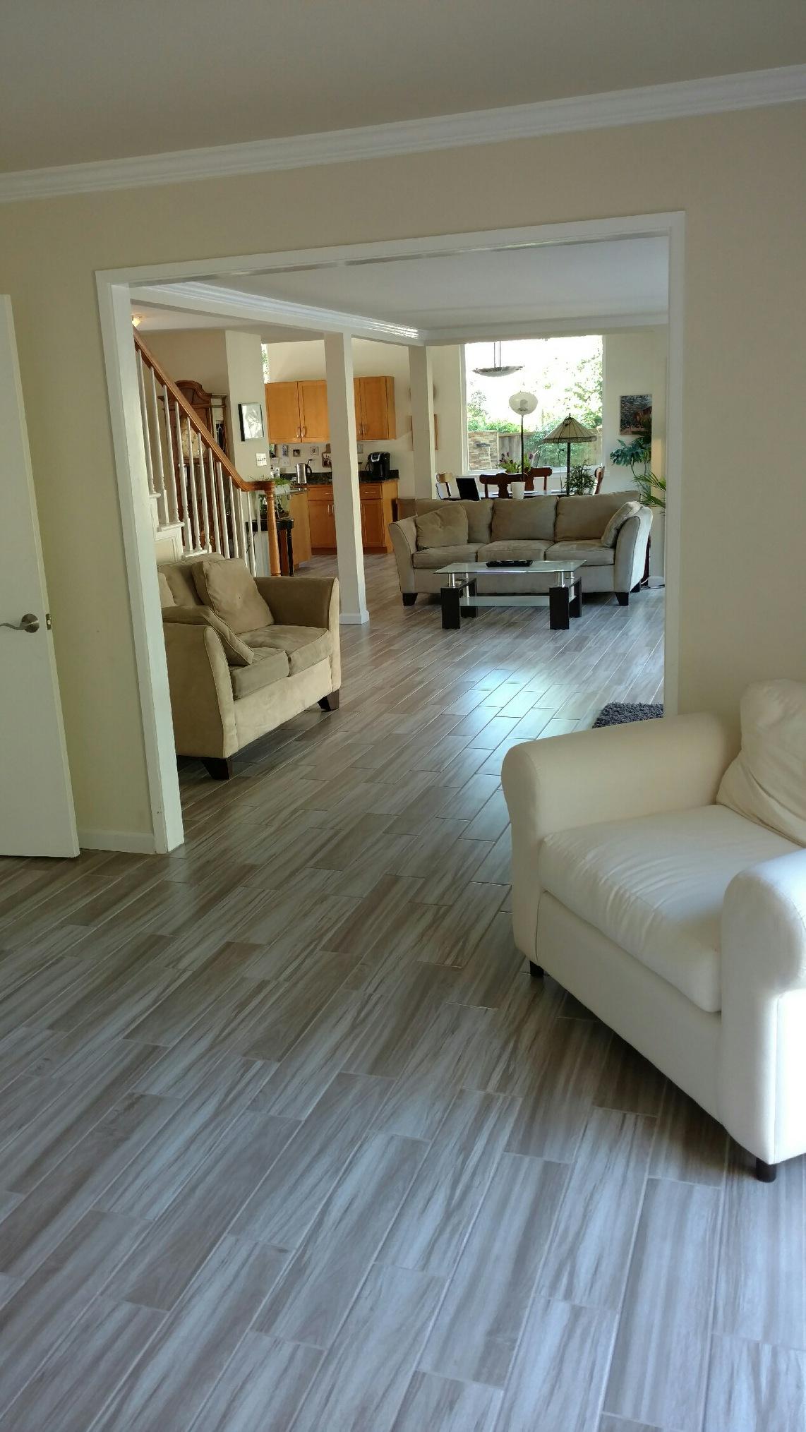 concord ca wood look tile
