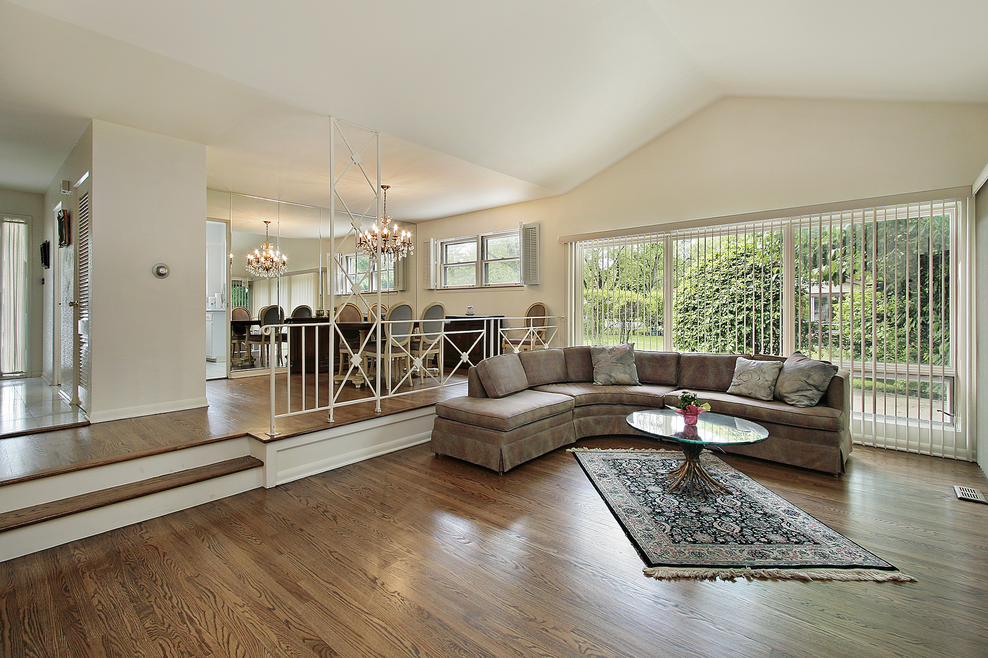 Design Trends Broken Plan Living Floor Coverings International Concord