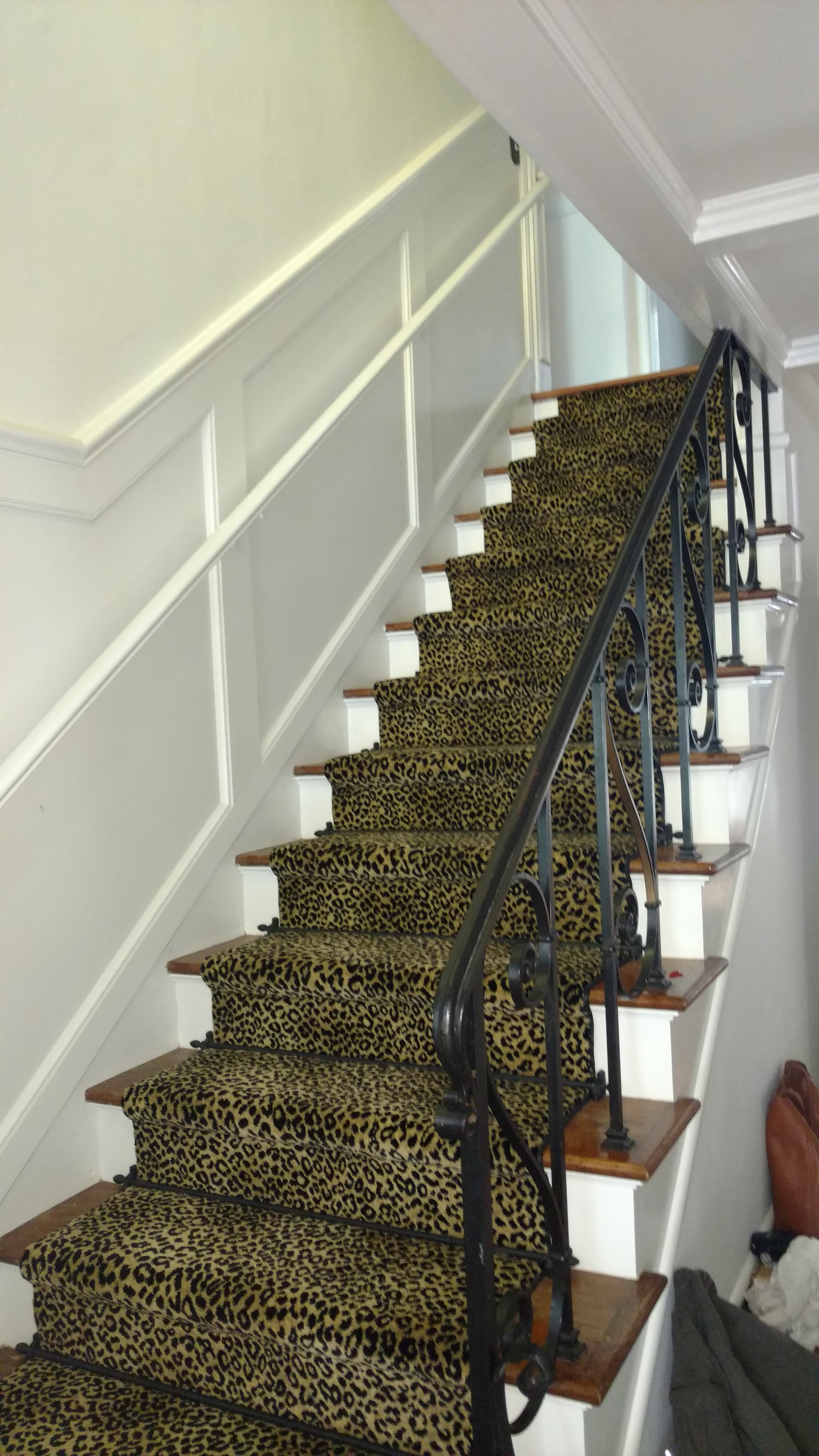 stair runner in Concord, CA