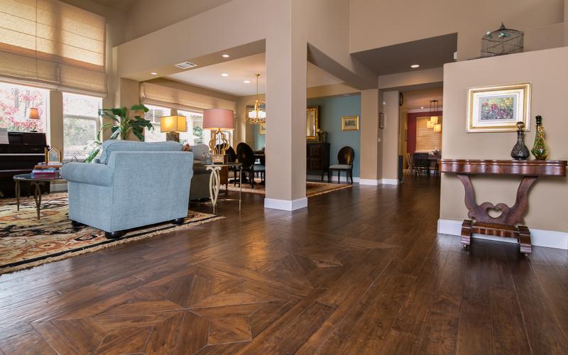 hardwood flooring Danville, CA