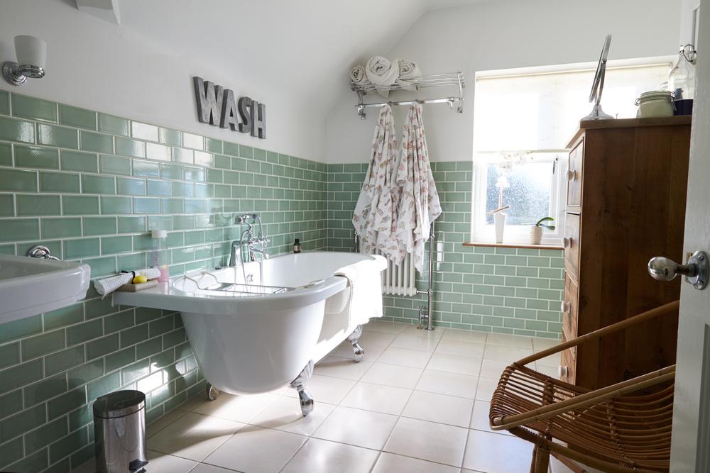 Bathroom Backsplash Cleveland West