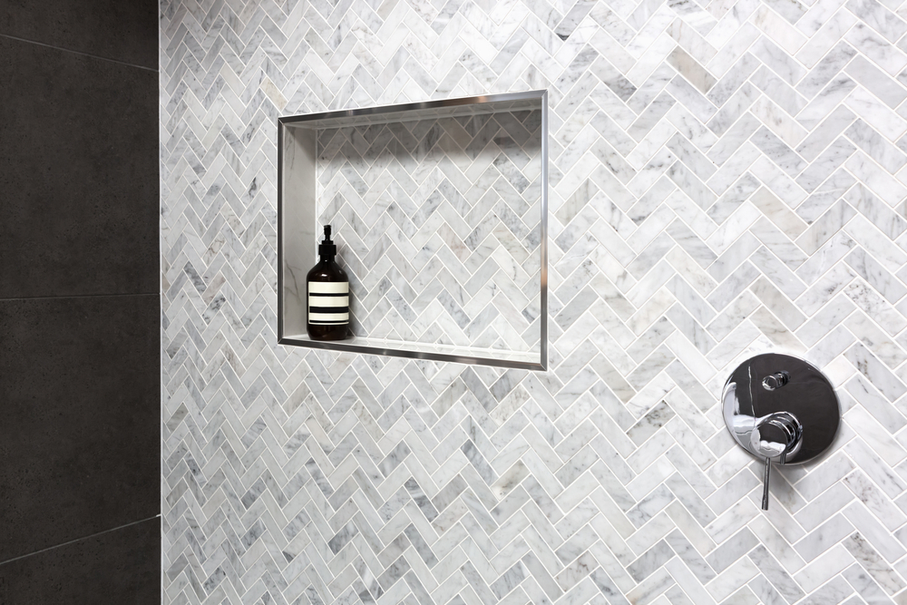 Herringbone Tile Avon