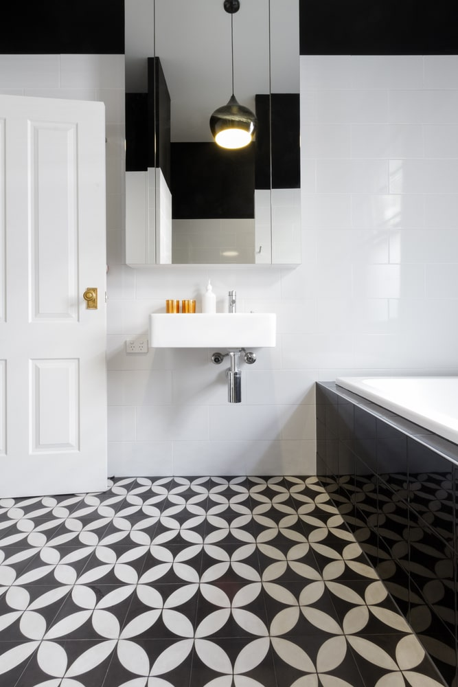 Ceramic Tile Flooring in Avon Lake