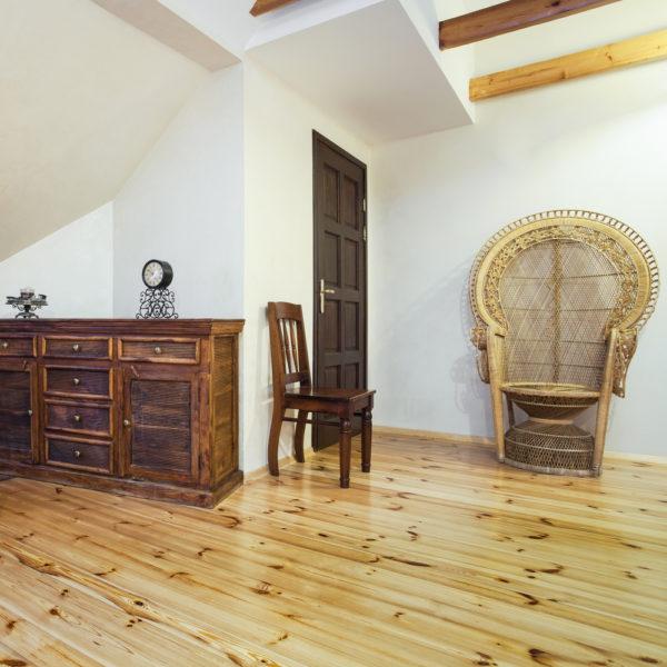 pine flooring in bozeman