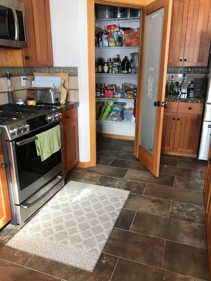 kitchen flooring in bozeman