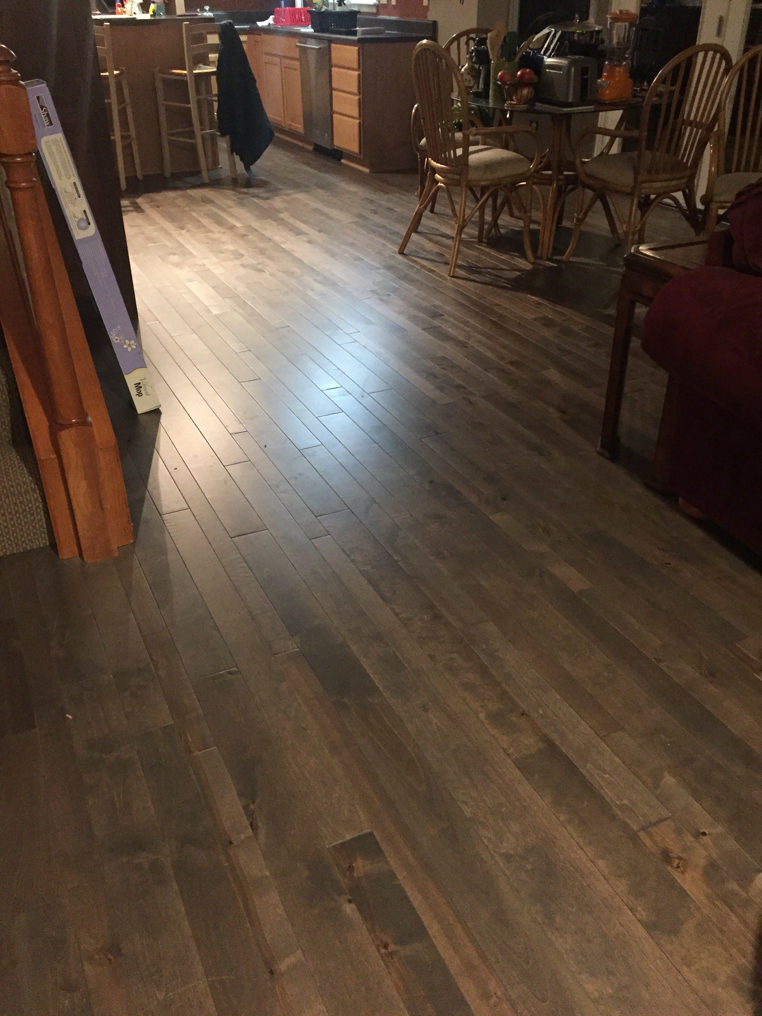 Hardwood floors in West County
