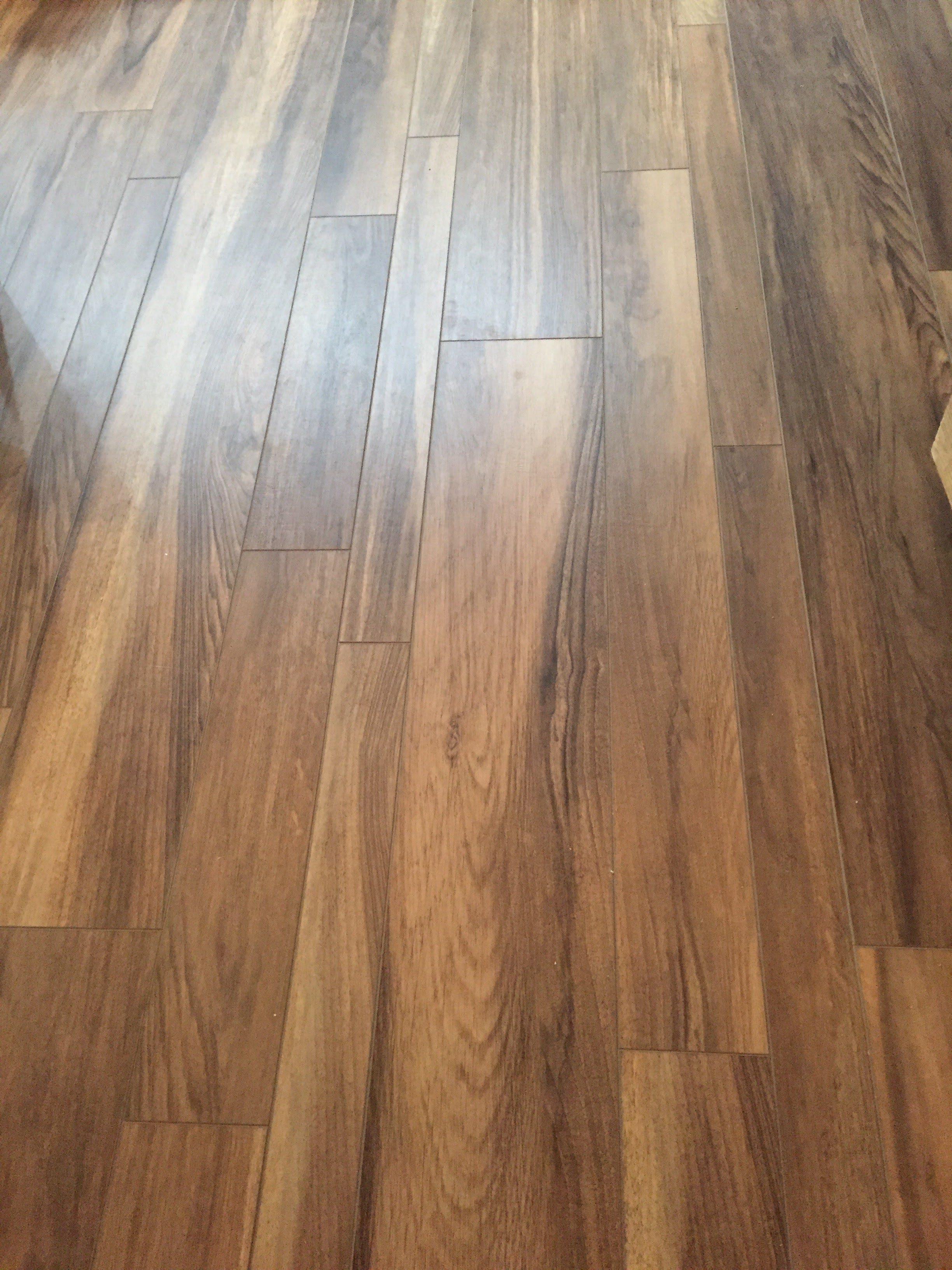 Luxury vinyl flooring in West County