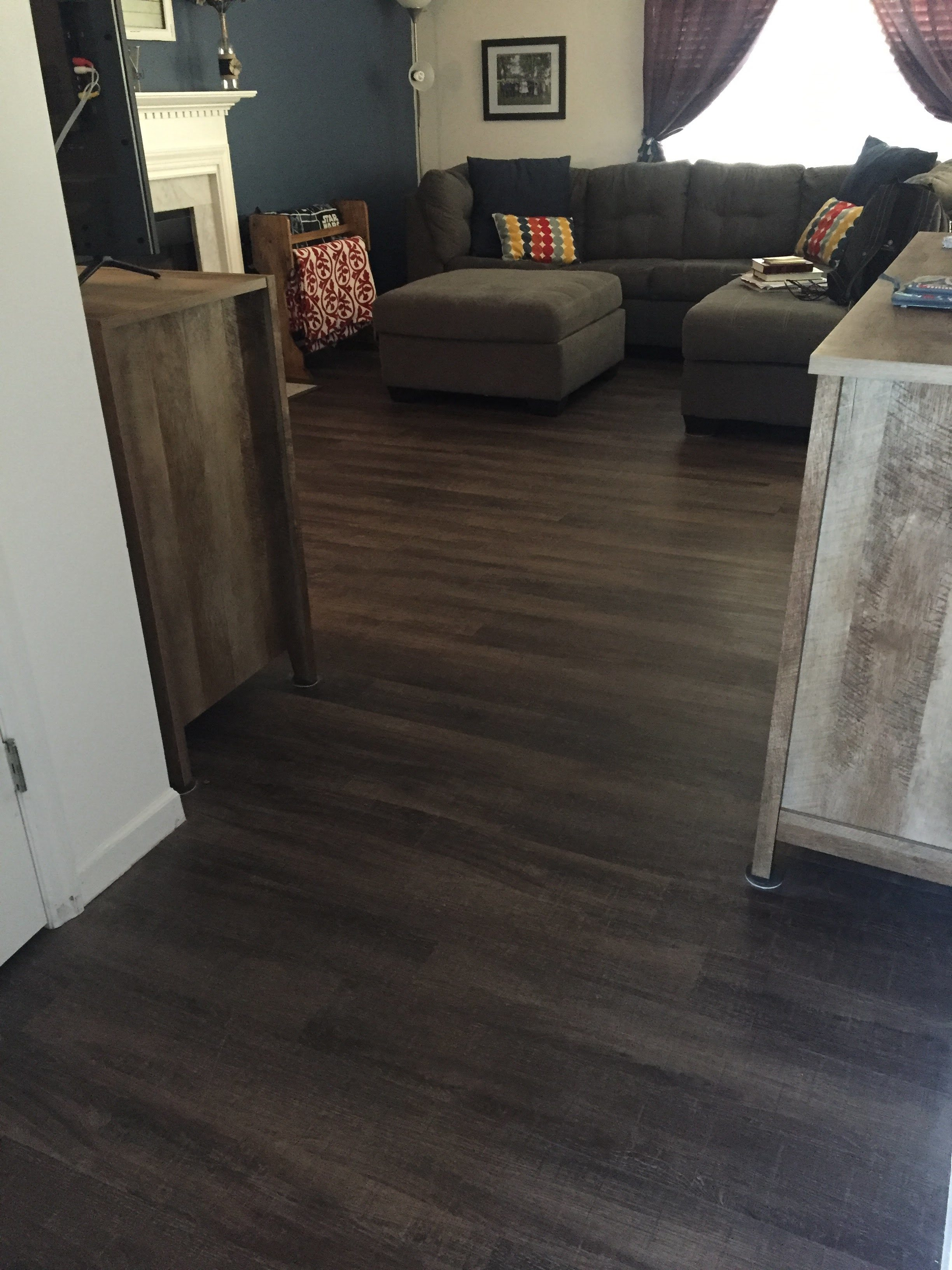 Luxury Vinyl Plank Flooring West County