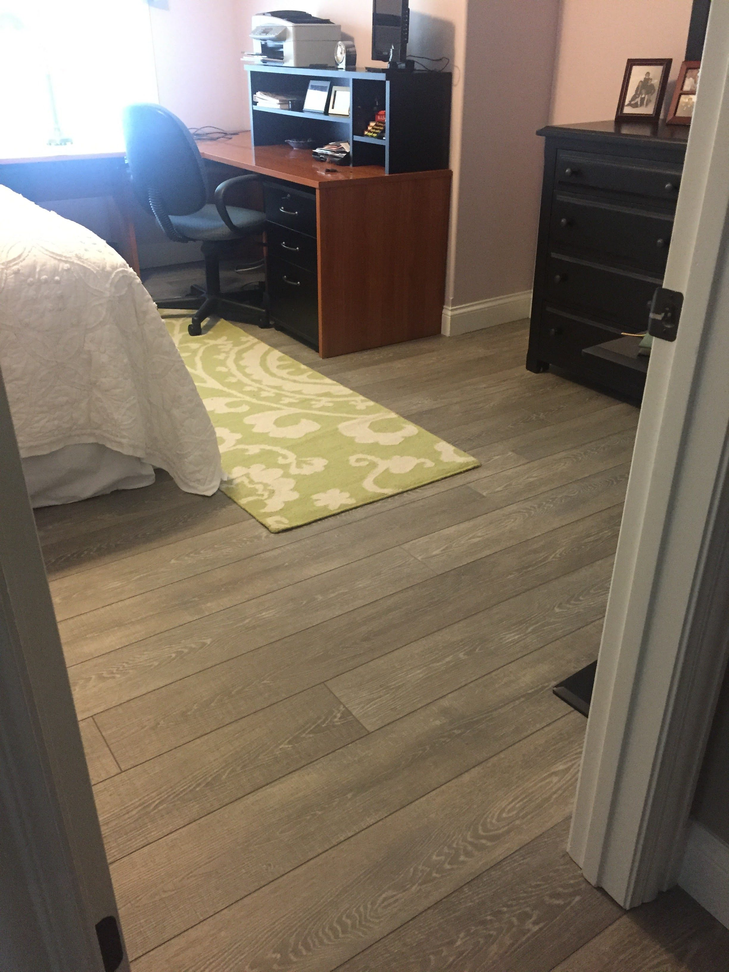 Luxury vinyl floors in West County