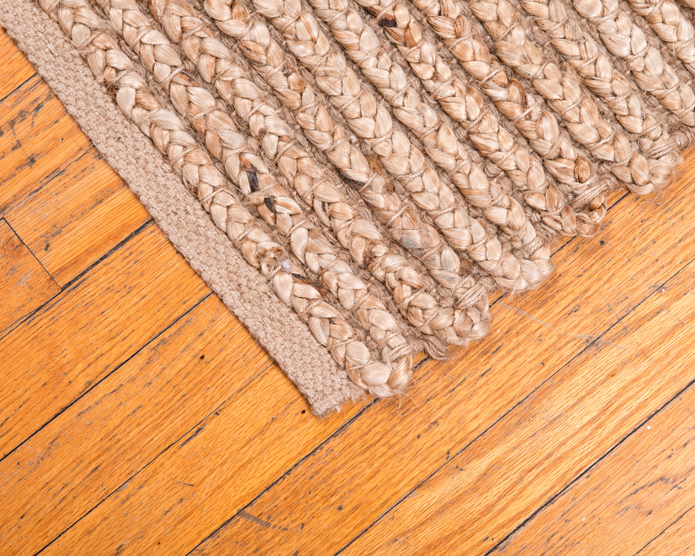 jute carpeting