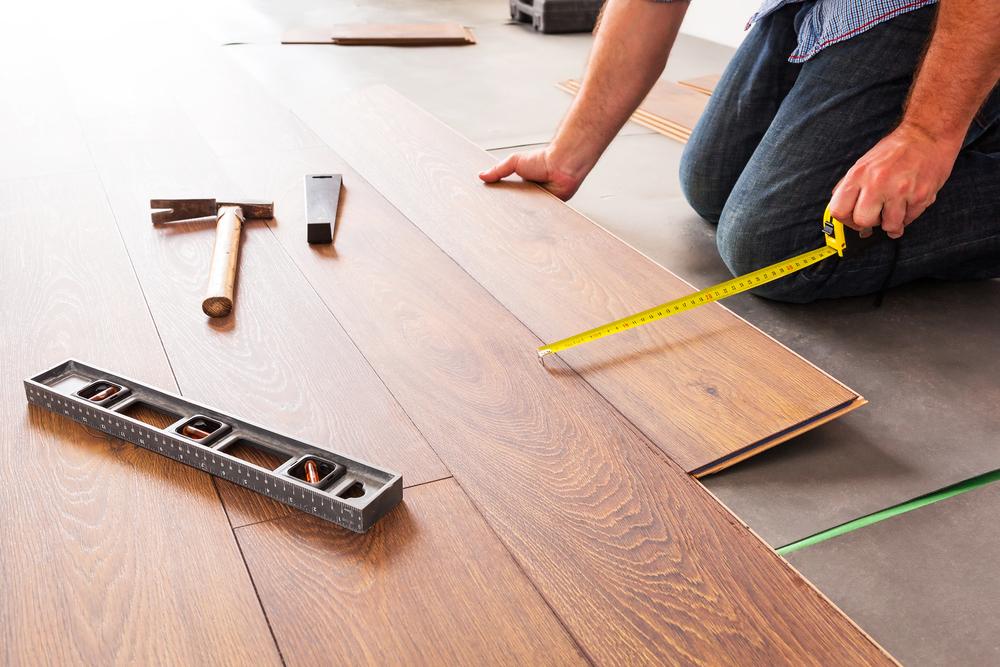 Hardwood flooring in St. Charles