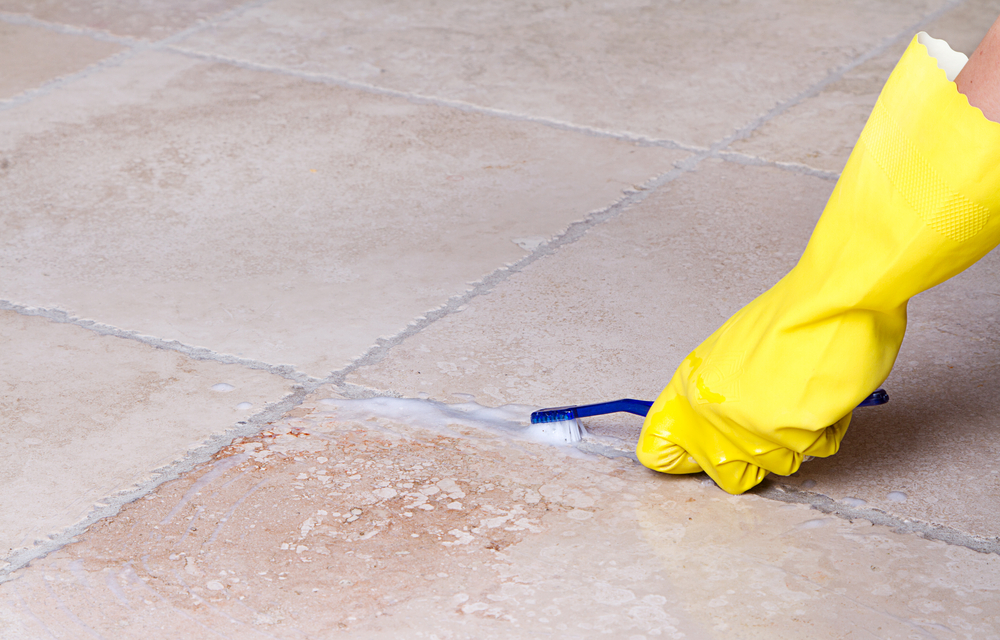 tile flooring cleaning Upper Kirby