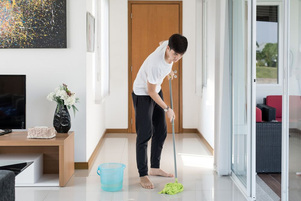 Boca Raton tile cleaning