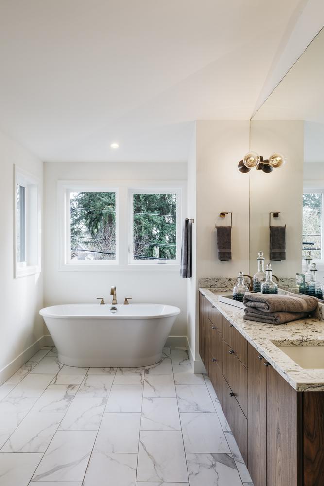 marble bathroom tile Downers Grove