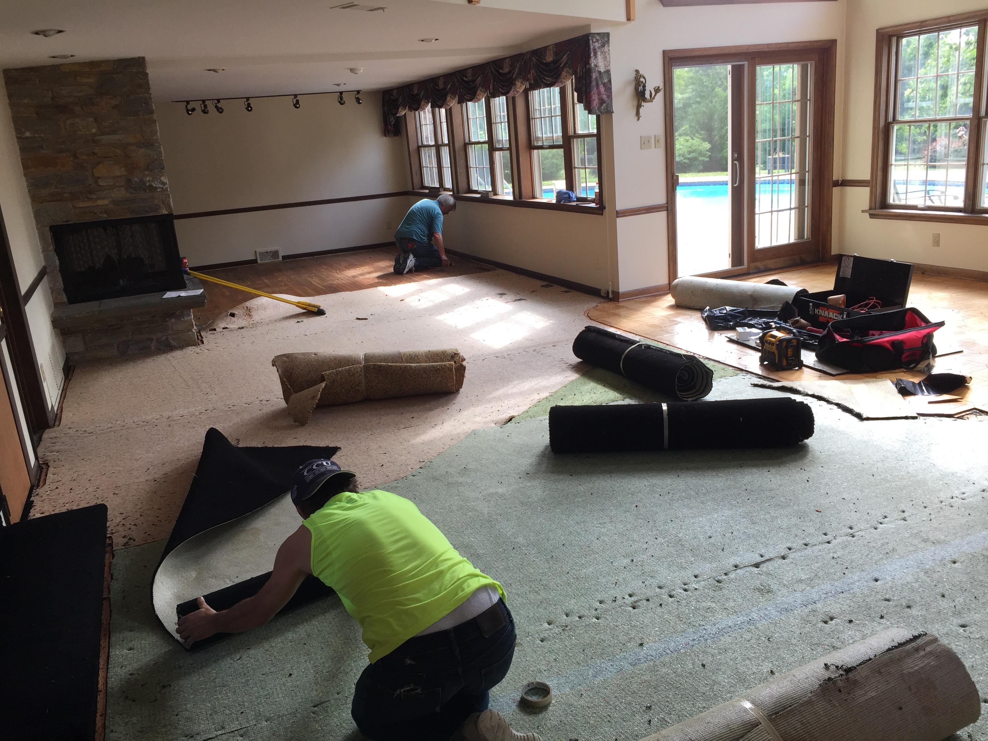 Carpet flooring Montco