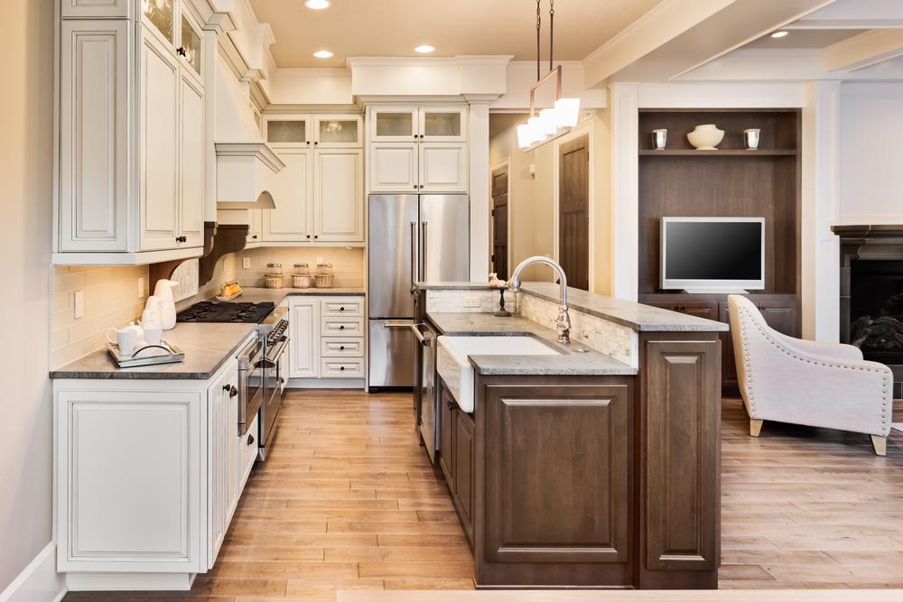 luxury vinyl kitchen collegeville