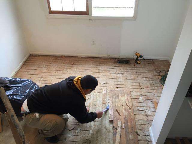 hardwood flooring Montco