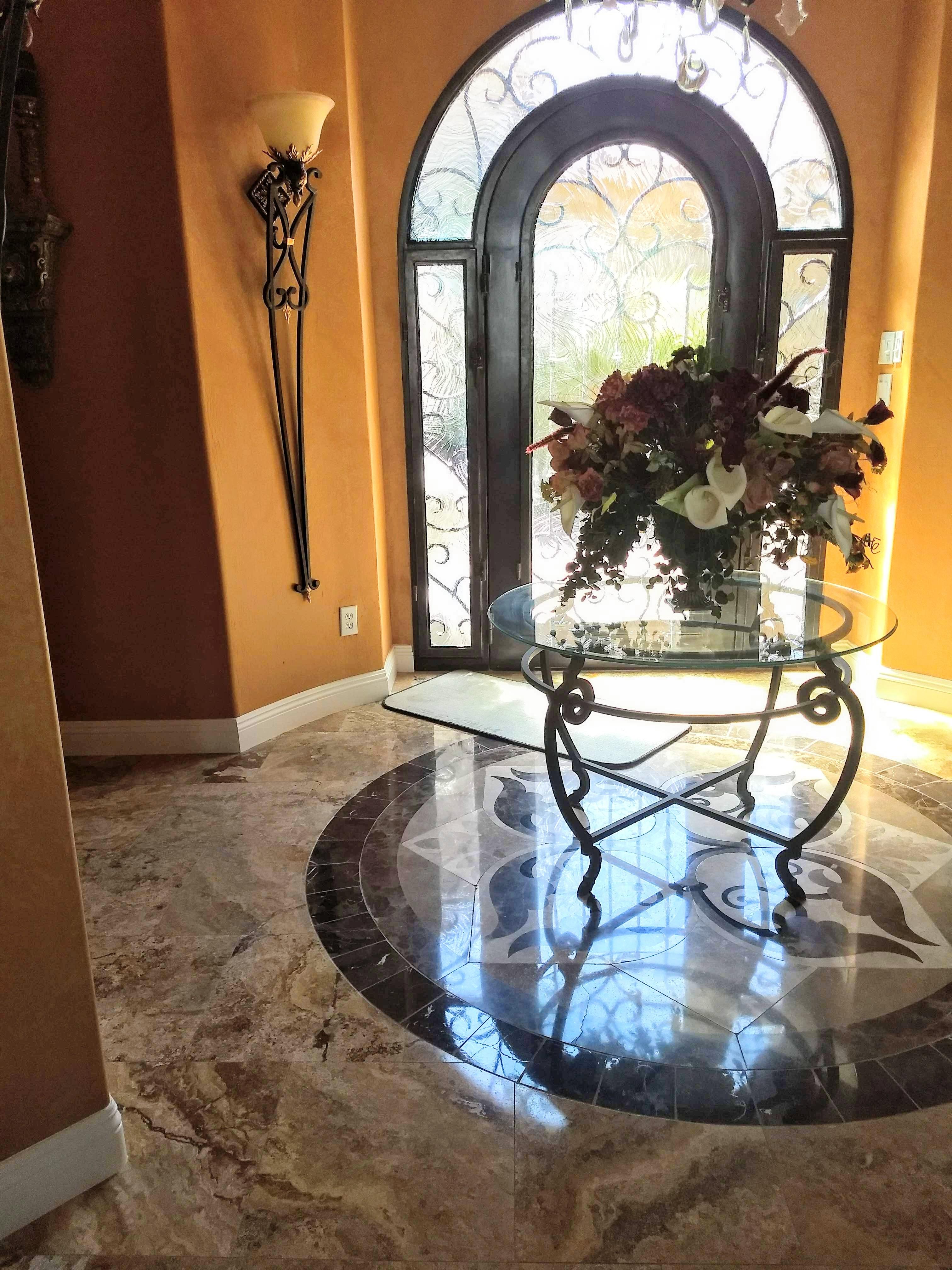 Natural stone tile in Phoenix