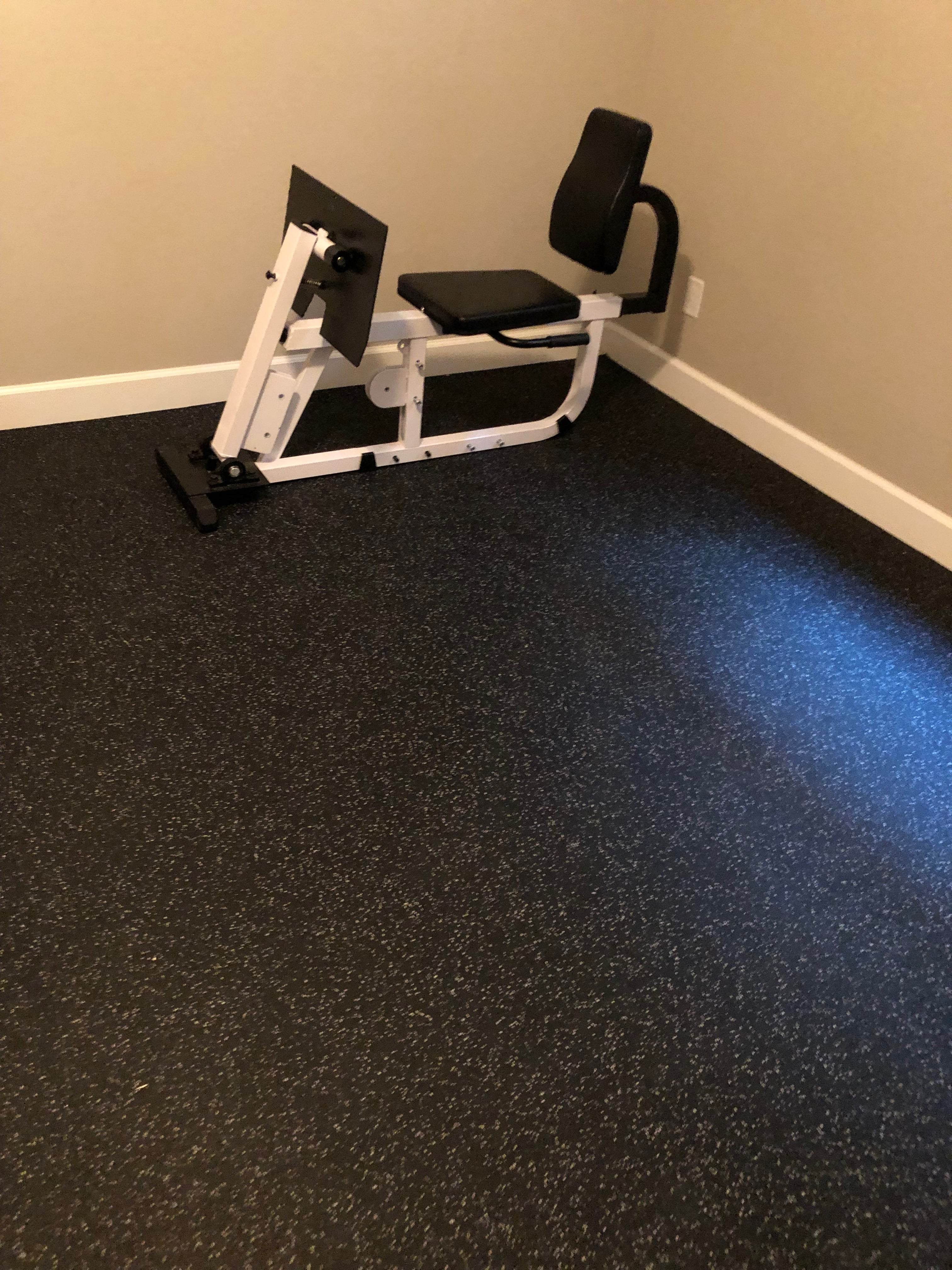 Rubber Flooring For A Workout Room