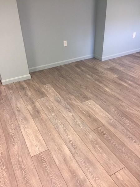 Luxury Vinyl Plank Installation Over, Vinyl Plank Flooring Basement Concrete