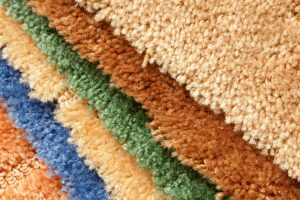 Colorful carpet selection for Waukesha homes