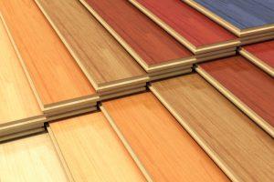 Hardwood options in a Waukesha home