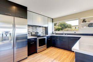 kitchen flooring in Waukesha
