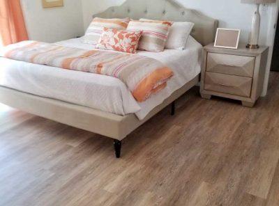 Vinyl Bedroom Flooring